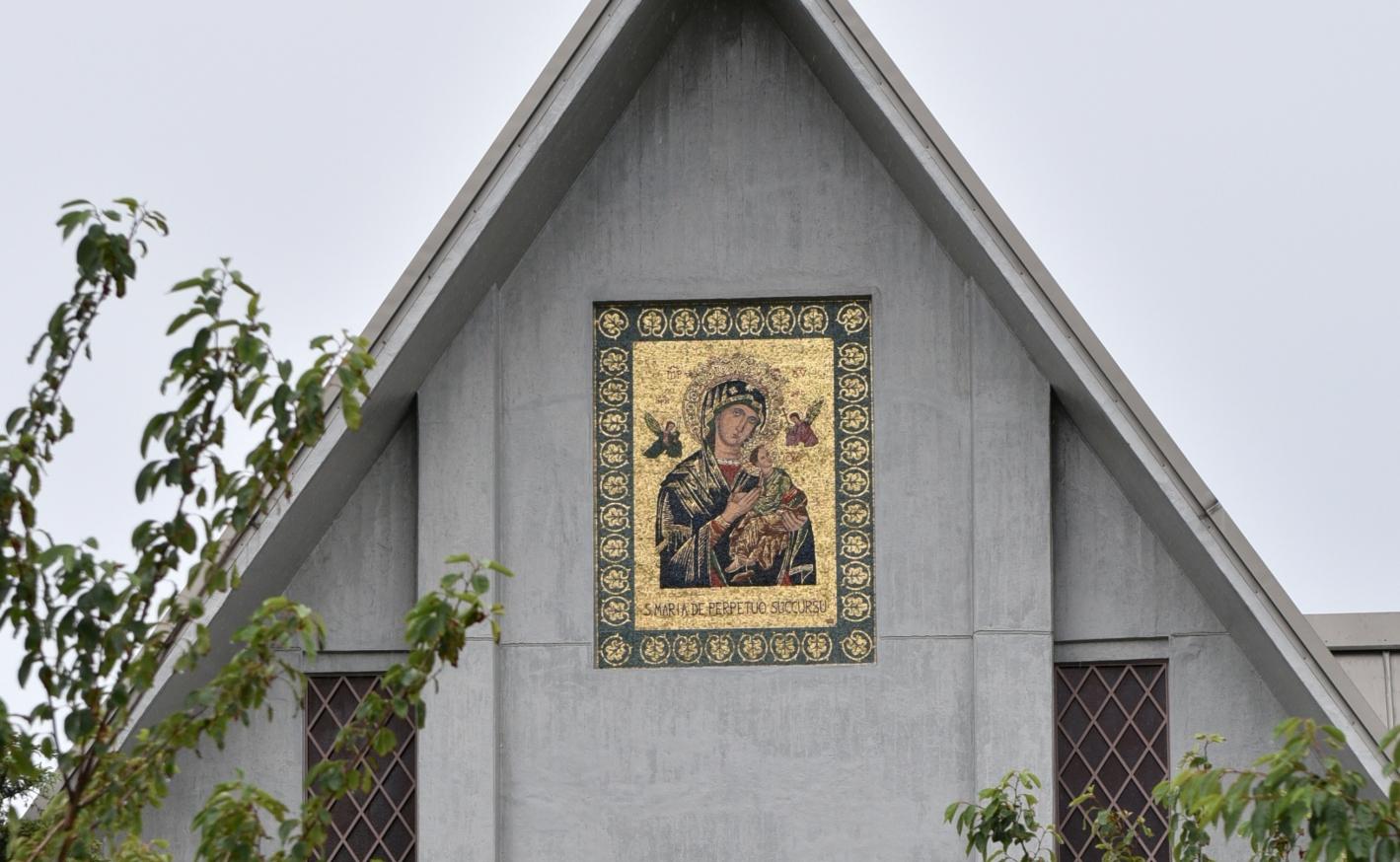 カトリック雪ノ下教会外観写真