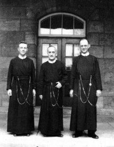 レデンプトール会の三神父